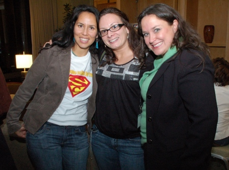 Jill, Theresa, Rebecca