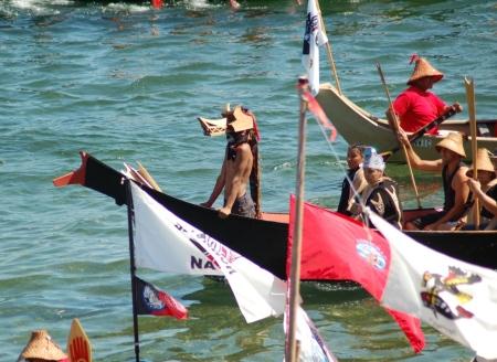 canoes landing