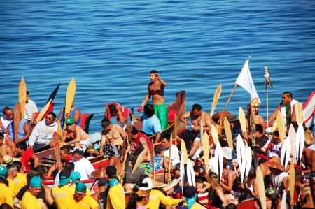 canoe landing protocol